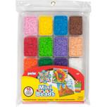 Perler Mini Bead Tray Summer Colors - 16000