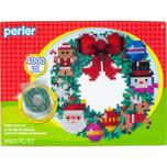 Perler Wreath Bead Kit - SUPER BOARD