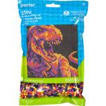 Perler Dino Pattern Bag