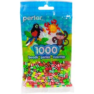 Perler Mistletoe Mix - 1000 Pack