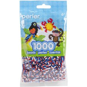 Perler Patriotic - 1000 Pack