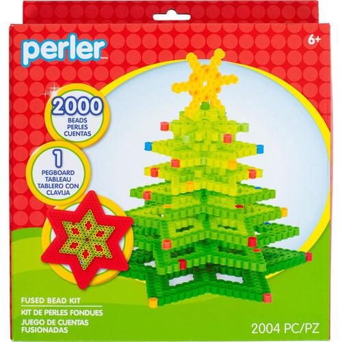 Perler 3D Christmas Tree - Box Set