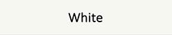 Perler White 1000