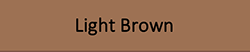 Perler Light Brown 1000