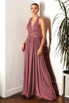 Back Order: Amoris Bandage Wrap Dress