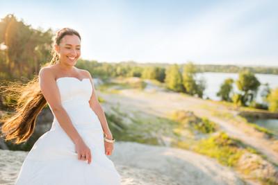 Cinderella's Dresses encourage brides to get their fairytale wedding dress