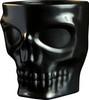 Skull Kruzer Kaddy Flat Black Bar Mount