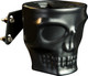 Skull Kustom Kaddy Flat Black Perch Mount