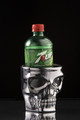 The Skull Kruzer Kaddy Chrome Bar Mount