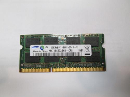 2GB Samsung RAM Laptop Memory - PC3-8500