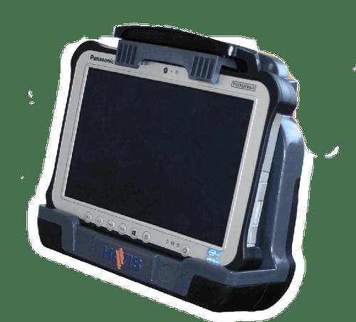 Used Havis Dock for Panasonic Toughpad G1