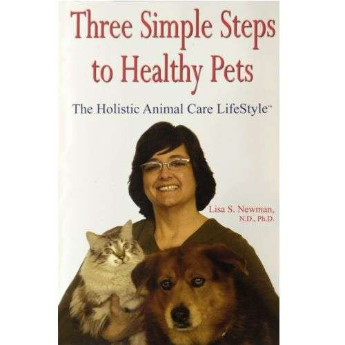 Three Simple Steps to Healthy Pets
