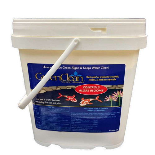 Green Clean 8lb Pail