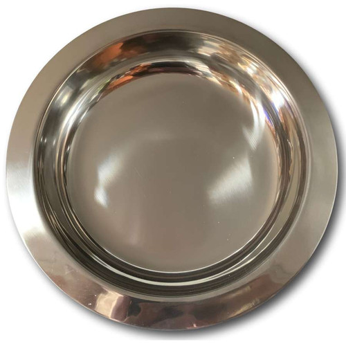 Heavy Duty Stainless Steel Bowl