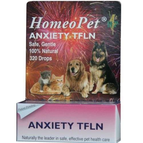 Homeopet Anxiety TFLN Remedy
