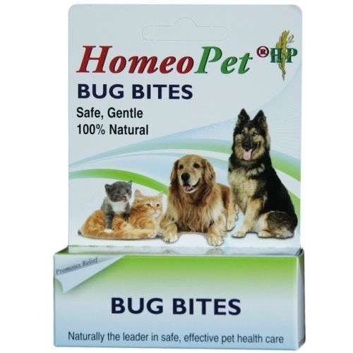 Homeopet Bug Bites Remedy