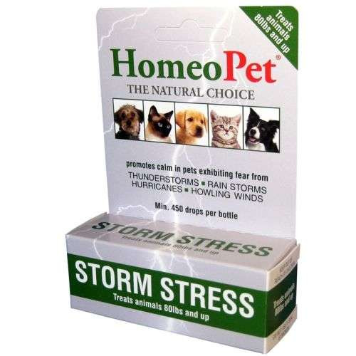 Homeopet Storm Stress Remedy