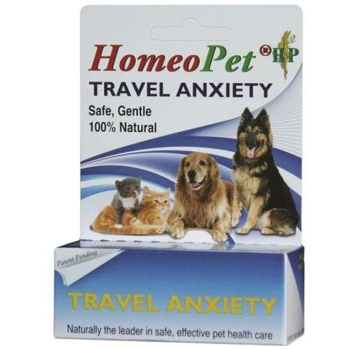 Homeopet Travel Anxiety Remedy