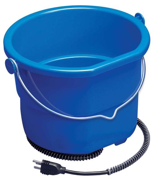 10 Quart Heated Flat Back Bucket