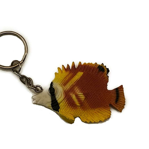 Keychain - Angel Fish
