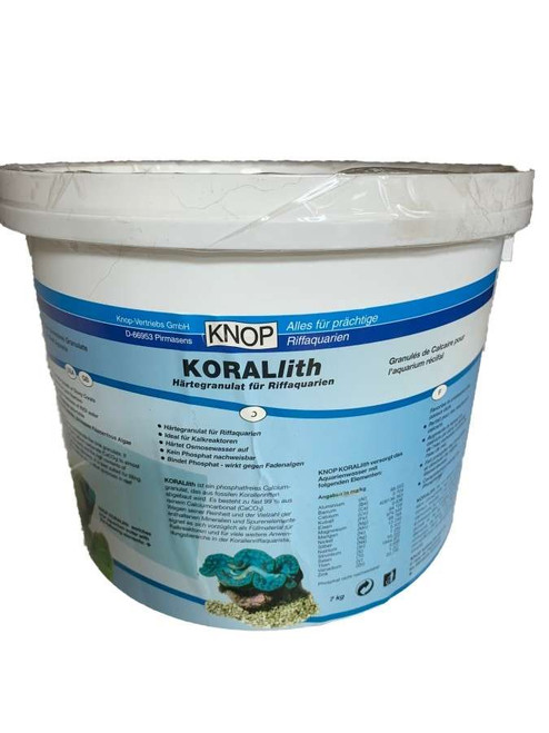 Knop Koralith Crushed Calcium 15lb