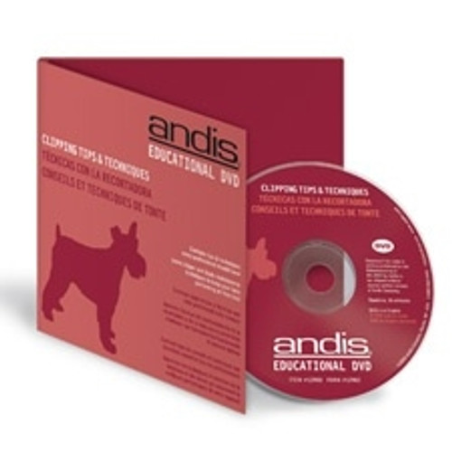 Dog Clipping Tips DVD