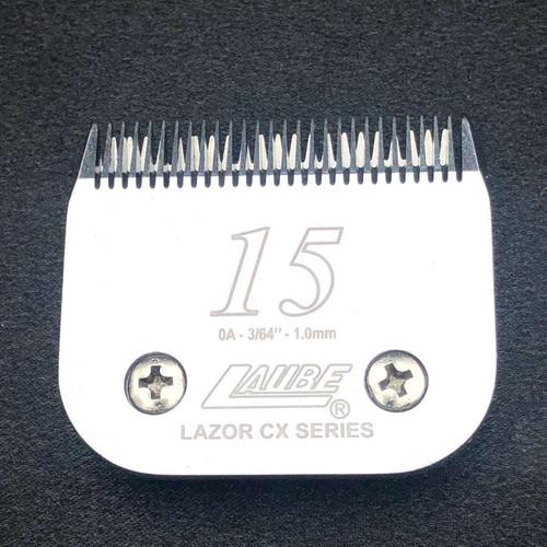 Laube Lazor 15CX Clipper Blade