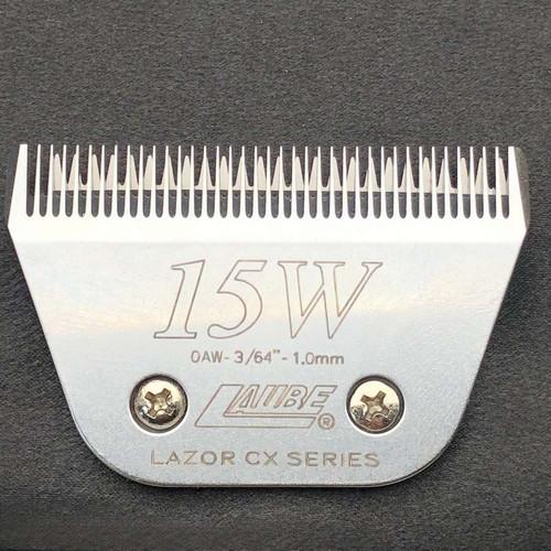 Laube 15CXW Wide Clipper Blade