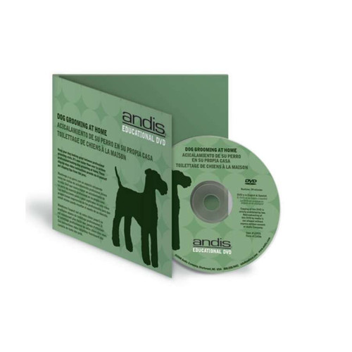 Dog Grooming At Home DVD