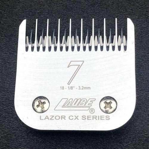 Laube Lazor 7CX Clipper Blade