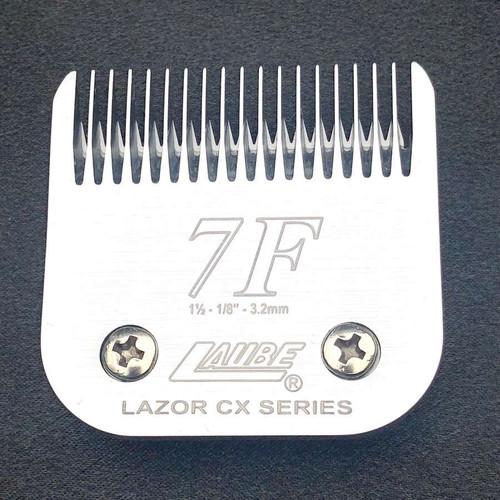 Laube Lazor 7FCX Clipper Blade