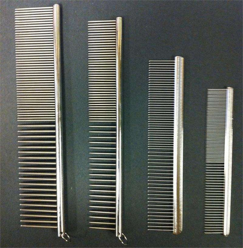 Laube Metal Finishing Combs