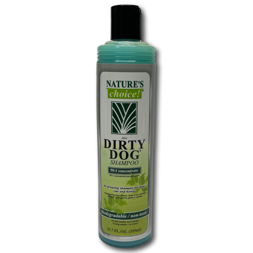 Kelco Dirty Dog Shampoo 12oz bottle