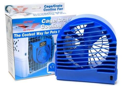 Metro Crate Fan