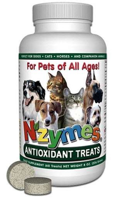 Nzymes Treats Tablets