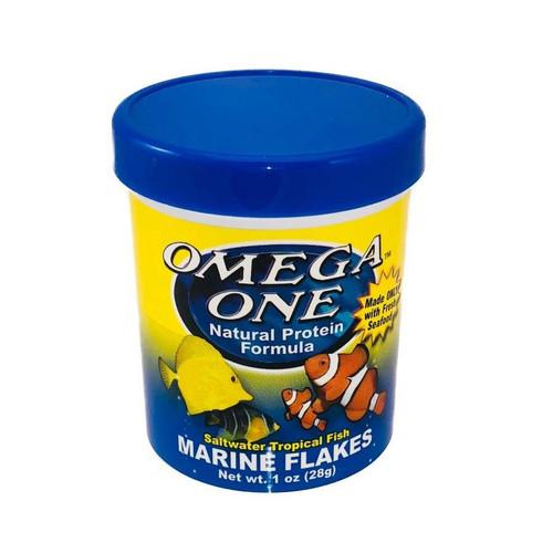 Omega One Marine Flakes - 1oz
