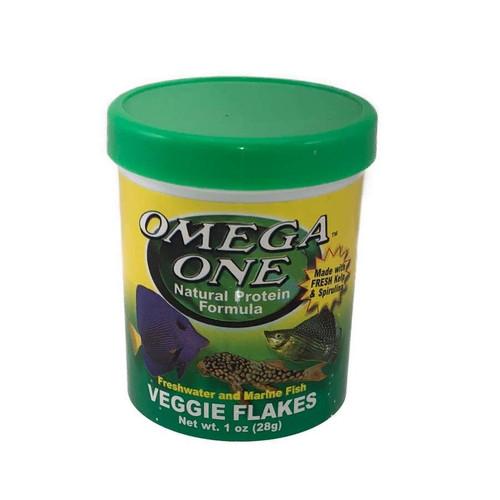 Omega One Veggie Flakes - 1oz