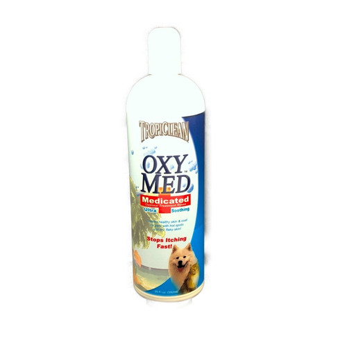 Oxy Med Medicated Oatmeal Rinse