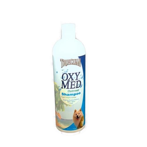 Oxy Med Medicated Oatmeal Shampoo