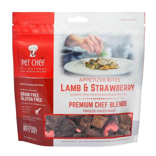 Pet Chef Lamb & Strawberry Treats