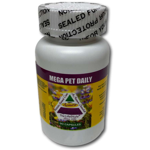 Azmira Mega Pet Daily Vitamins