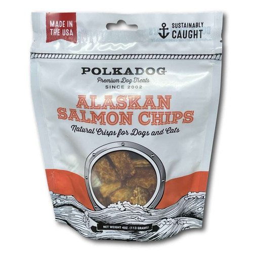 Alaskan Salmon Chips