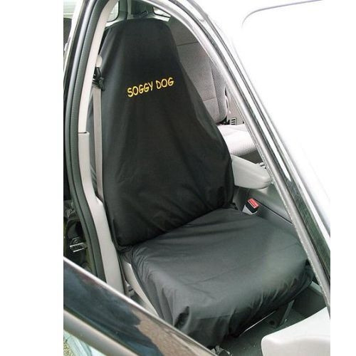 Soggy Dog Bucket Seat Saver