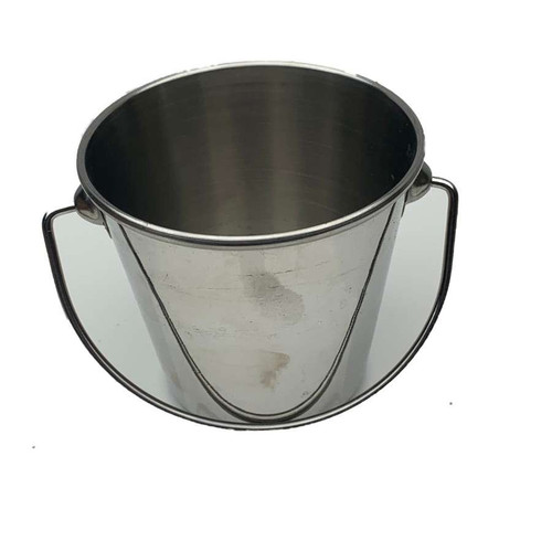 Stainless Steel Pail 10oz