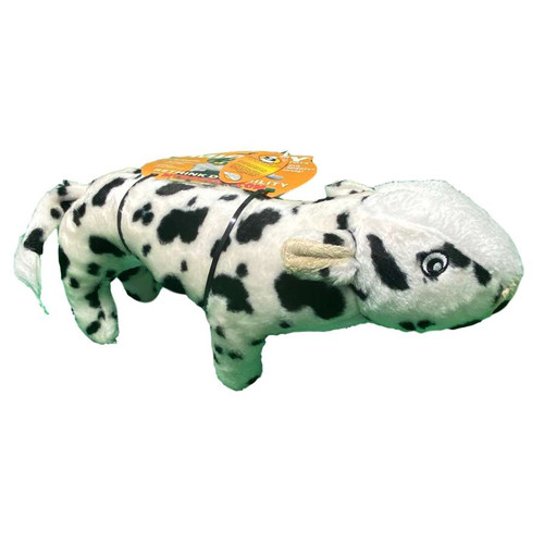 Tuffy Barnyard Cow Toy
