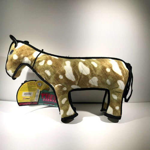 Tuffy Barnyard Horse Toy - T-BY-HORSE