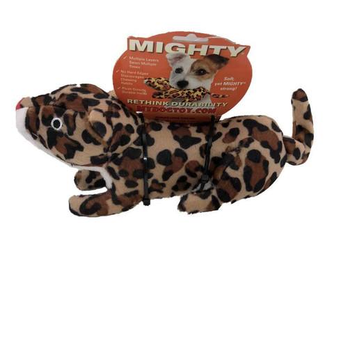 Tuffy Zoo Leopard Toy