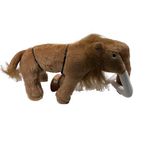 Tuffy Wooly Mammoth Toy