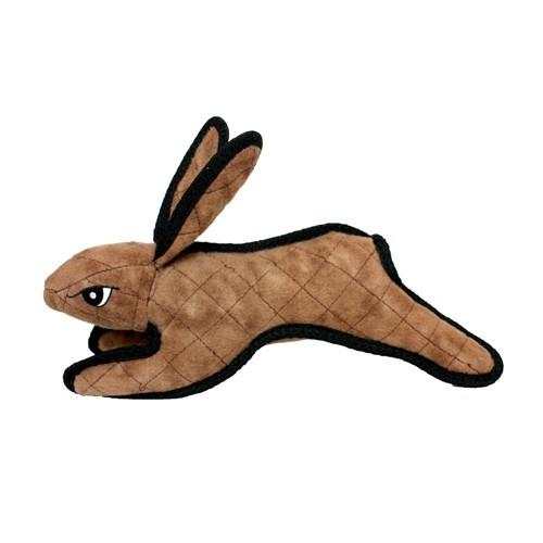 Tuffy Barnyard Rabbit Toy