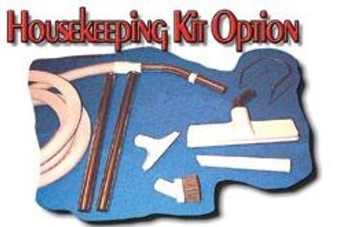 Hair Vac Housekeeping Kit